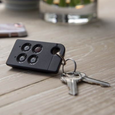 Burlington security key fob
