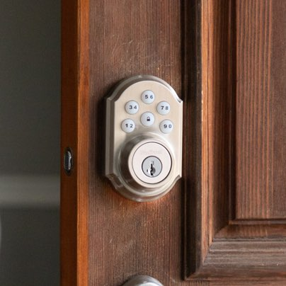 Burlington security smartlock