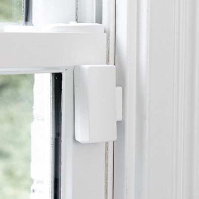 Burlington security window sensor